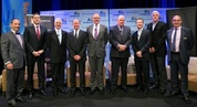 2014 Property Lunch with DEXUS Property Group; UrbanGrowth NSW and IBM