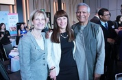 Professor Muhammad Yunus, the Pioneer of Modern Microfinance and Social Business - 4 April 2017